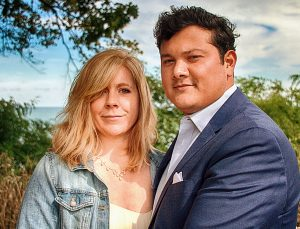 Jose and Andrea Nanez